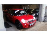 MINI ONE COME WITH 12 MONTH MOT ( F S H) 6 MONTH WARRANTY