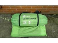 Hi gear voyager 6 porch in good condition all items in the bag!can deliver or post! Thank you
