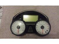 Kawasaki ZZR 1400 Clocks Speedo ABS
