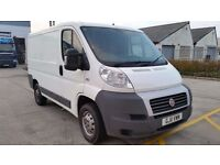 FIAT DUCATO 100 M-JET SWB -2011- ONE OWNER, SERVICE HISTORY, EXCELLENT CONDITION