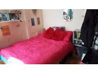1 furnished double room avaliable in awesome 6 bed houseshare