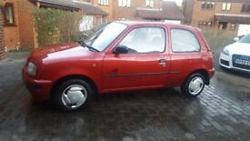 NISSAN MICRA VIBE - LOW MILEAGE, GOOD CONDITION, V. ECONOMICAL
