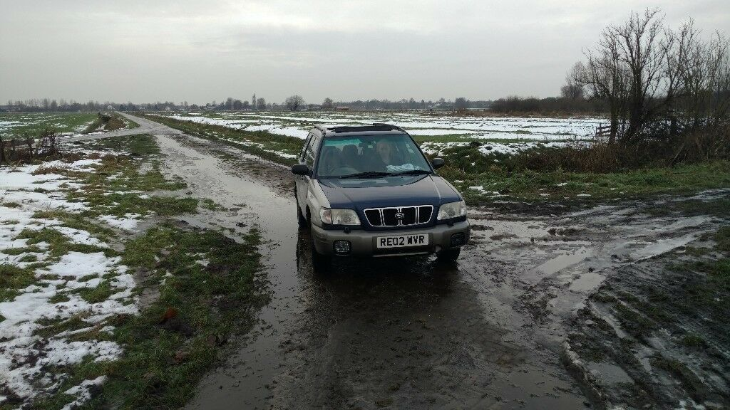 Forester Hampshire Cars Sales