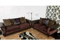 Dfs 3+2 seater sofas**Free delivery**
