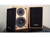 Acoustic Solutions Bookshelf Speakers AV-20 MK2