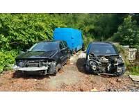 Renault 1.5 dci turbo door boot bonnet seats gearbox engine