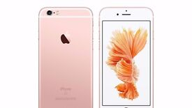 iPhone 6s 16gb Rose Gold [1 year Warranty]