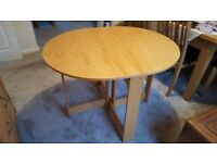 gateleg table dining tables chairs for sale gumtree
