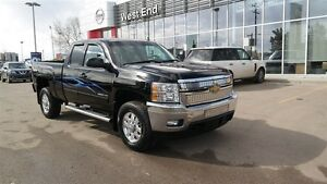 2013 Chevrolet SILVERADO 2500HD LTZ, 4 Wheel Drive, Tow Package,