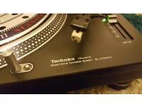 Technics SL-1210MK2 Turntable.