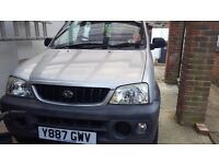 Daihatsu Terios 1.3 immaculate condition
