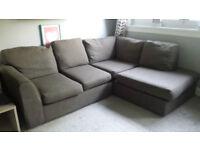 Corner sofa need to go ASAP!! Low price!