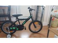 "16"" kids bike for 5-8yrs old"