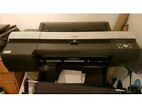 Canon iPF6100 24inch printer with stand