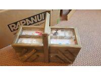 Wooden Sewing / Craft Storage Box
