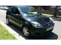 FORD FIESTA 1.2 53 REG ST LEATHER INTERIOR HPI CLEAR