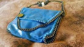 New Stella Bags BLUE RED BEIGE