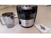 Philips HR1867/21 Viva Collection Quick Clean Juicer - Brushed Aluminium