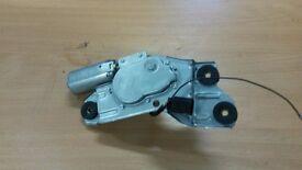 Rear wiper motor for Peugeot 206 sw