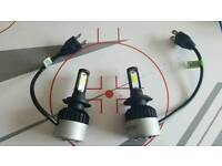 NightEye H7 LED Headlight Bulb.