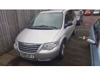 Chrysler Grand Voyager Automatic 3.3 litre