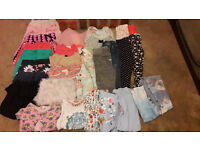 Large girls bundle 3-5 years ( NEXT, GAP, ZARA, ONIELS ETC) 50+items