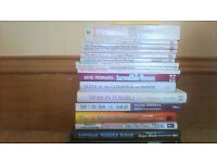 17 management books all in good/very good condition!