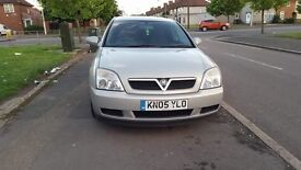 VECTRA CLUB 1.8 16v, ONE YEAR MOT, 106000 m, beautyful car