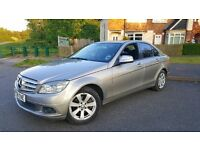Mercedes c220 FACELIFT model semi auto 9MOT 2.1L diesel tint,reverse camera,Xenon lights,Alloys