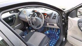 Renault megane 1.5dci Deisel black 114000 miles manual