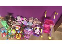 Having a clear out for Xmas! Bundle of toys