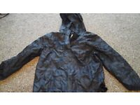 Kids rain coat aged 9-10