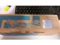 TK-130 Toner Kit - Box has been opened but cartridge has never been used