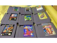 nes game bundle