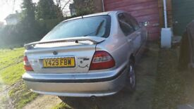 2001 Honda Civic 1.4 Petrol, Taxed & Tested.