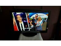 "PANASONIC VIERA TX-L37D25B 37"" LCD TV, FULL HD 1080P, HDMI, FREEVIEW BUILT IN, WITH REMOTE"