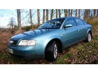Audi A6 , LPG - Gas conversion , Very good condition. Very economical car.