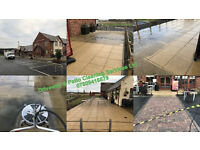 Driveway-Patio-Decking-Roofs & Gutters Cleaning, Professional Pressure Washing Services