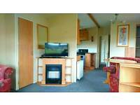 Gorgeous static caravan for sale at Turnberry not in saltcoats edinburgh troon or berrick