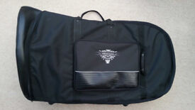 Gig bag for BBb bass tuba