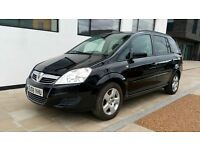 2008│Vauxhall Zafira 1.9 CDTi Exclusiv 5dr │HPI CLEAR│FULL SERVICE HISTORY