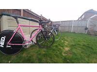 TT/time trial road bike