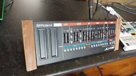 roland ju 06 juno 106 boutique synth synthesiser sound module