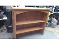 PINE DRESSER TOP, QUALITY PINE, SUPERB, 4 FOOT WIDE, LOVELY CONDITION, £60