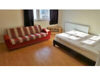 3 bedrooms 1st Floor Maisonette in Bow-- Company Let Allowed-- No DSS please