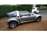 SMART Roadster Coupe Silver