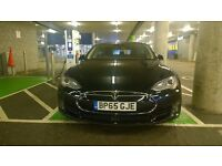 TESLA Model S free fuel for life 7 seats Autopilot Full electric all wheel drive