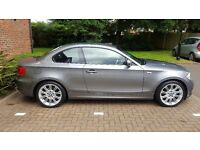 BMW 1 SERIES 120 Coupe 2.0 Manual