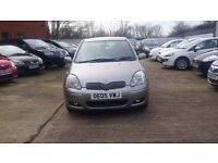TOYOTA YARIS 1.3 VVTI COLOUR COLLECTION, FSH, 1 OWNER, 2005 REG!