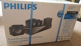 Phillips HTD3500 immersive surround sound home theatre